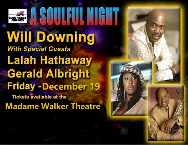 Will Downing Soulful Christmas