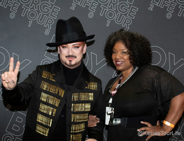 2018 - Boy George - Kettering OH