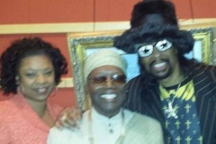 2014 - Marshall Jones, Bootsy Collins - Dayton OH