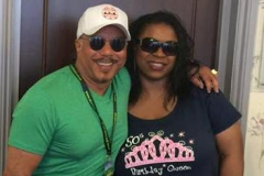 2015 - Howard Hewett - Tring UK