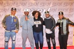 2018 - RBRM Ronnie, Bobby, Ricky, Mike - Grand Rapids, MI